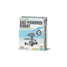 氯化鈉機器人 Green Science~Salt Water Power Robot 海