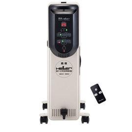 德國 嘉儀 HELLER 12片葉片式遙控電暖爐 KED-512T /KED512T  **免運費**