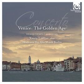 HMC902185 協奏曲 ~ 威尼斯:黃金時代 Concerto ~ Venice: T