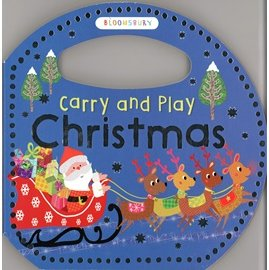 lt  手提式耶誕書 gt CARRY AND PLAY: CHRISTMAS