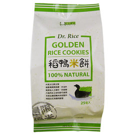 美好人生Dr. Rice稻鴨米餅-原味