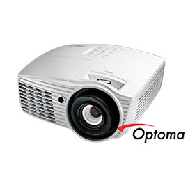 ~Optoma~HT50 2200流明 Full HD 家庭劇院級投影機