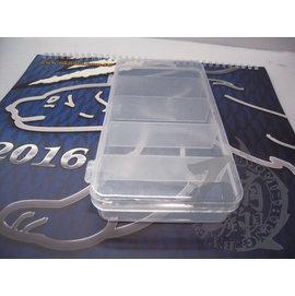 ◎百有釣具◎FUKUSHIMA 五格路亞盒 17.8cm*9.4cm*3cm