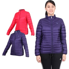 PUMA 女輕量羽絨外套(免運 立領外套 保暖外套【03391073】≡排汗專家≡