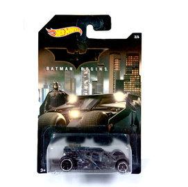 風火輪HotWheels 風火輪蝙蝠俠合金小車 諾蘭版蝙蝠車 Tumbler TOYeGO