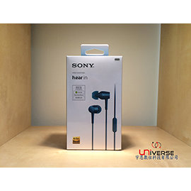 ~宇恩 ~Sony MDR~EX750AP 支援Hi~Res 麥克風 耳道式耳機~藍綠^(