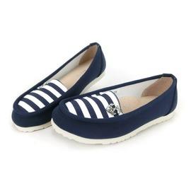 女款休閒鞋 懶人鞋 親子鞋 直接套 MY Rabbit ~ ~ I7526#藍 35~41