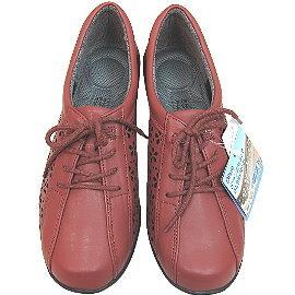 抗菌防臭舒適鞋~Pansy~~橘色透氣鏤空花~