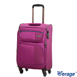 年度 款Verage 維麗杰 19吋 輕量典藏系列旅行箱^(紫^)