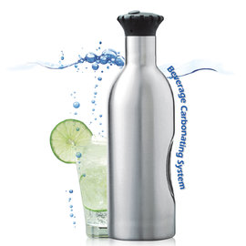 Soda Splash 魔泡瓶1.2 L 不鏽鋼氣泡水機(單瓶含10顆氣彈) **免運費**