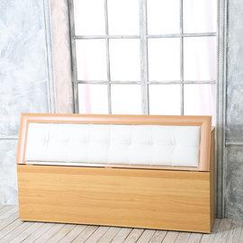 【 屋】 WG5 巴羅5尺床頭箱1WG5-1 製 免 免組裝 櫥櫃•辦公桌椅•人體工學椅•