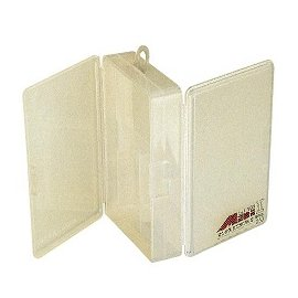 ◎百有釣具◎NAKAZIMA NO.857 MINI W BOX 雙開蓋零件盒 多種用途可自行運用