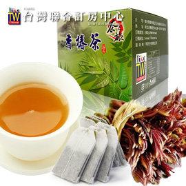 ►滋補養生.可泡茶.可燉雞湯.泡溫泉後喝更棒茶之旅香椿茶一盒10包體驗價199元