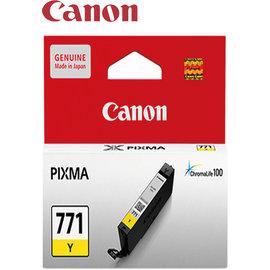 CANON CLI~771Y 黃色墨水匣