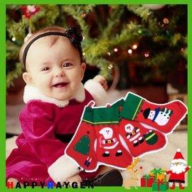 直購品裝飾 聖誕襪 聖誕節禮物袋 掛式 聖誕樹 聖誕老公公 雪人【HH婦幼館】