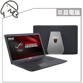 【電競】ASUS GL752VW-0071A6700HQ  i7-6700HQ  SSD  8GDDR4 NV GTX960M 2G