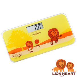 LION HEART 獅子心 電子體重計 LBS-009