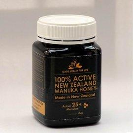 100%麥蘆卡蜂蜜  Manuka Honey ~~紐西蘭國寶蜂蜜 500g Active