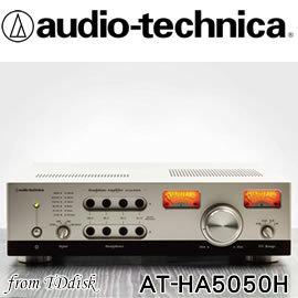 志达电子 AT-HA5050H 日本铁三角 Audio-technica 50周年旗舰 USB DAC/耳机扩大机(台湾铁三角公司货)