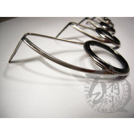 ◎百有釣具◎HEXING K珠導環 KLSG 規格:12