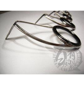 ◎百有釣具◎HEXING K珠導環 KLSG 規格:30