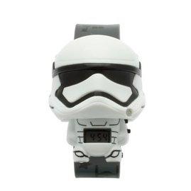 不正常玩具  代理 夜燈手錶 ~ 星際大戰7 Villain Trooper White
