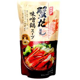 DAISHO 螃蟹味噌鍋高湯 ^(750g^)