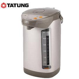 【 免 】TATUNG大同-5L熱水瓶TLK-55EB 5公升、#304不鏽鋼內膽、自動斷