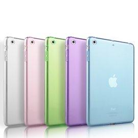 新竹市 apple ipad mini mini2 mini3 平板果凍套/糖果套/保護套/保護殼/透明背殼 (水晶殼-多色) [ABO-00046]