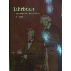 ~書寶 書T5╱大學藝術傳播_YHM~Jahrbuch Der Bruder Grimm~
