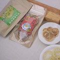 ~阿公的香水檸檬~檸檬乾綜合組^(檸檬乾^~1 泡茶乾^~1^) 共2包 組