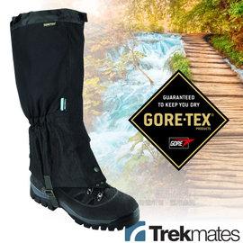 【英國 Trekmates】Sprint GORE-TEX Gaiters 100%防水透氣耐磨長版綁腿.防撕裂格子布.腿套.登山.露營 STGT3-B-5 (非OR)