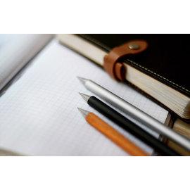 Beta Pen 無墨金屬筆 炭黑 金屬就是墨水 免墨水永久筆