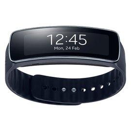 ☆胖達3C☆三星 Samsung Gear Fit R350 穿戴裝置 智慧手錶 防水防塵 黑色 全新品出清 100%新