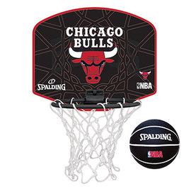 SPALDING 斯伯丁 NBA 隊徽 小籃板 公牛