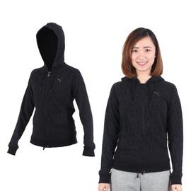 PUMA 女外套(免運 保暖 刷毛 連帽外套 休閒外套【03391091】≡排汗專家≡