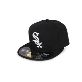 NEW ERA MLB 白襪隊帽(AC)(免運 59FIFTY鴨舌帽 棒球帽 帽子【98490393】≡排汗專家≡