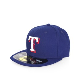 NEW ERA MLB 遊騎兵隊帽(AC)(免運 球員帽 59FIFTY 德州【98490397】≡排汗專家≡