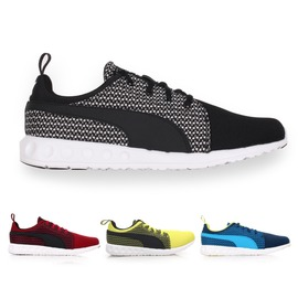 PUMA Carson Runner Knit 男慢跑鞋(免運 路跑 運動【02015032】≡排汗專家≡