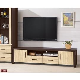 ~台北家福~^(FS942~61^) 喬巴6尺長櫃 電視櫃