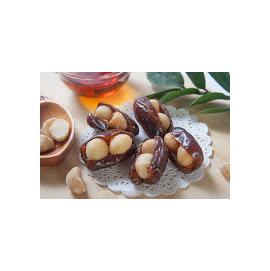 嬤嬤廚房│椰棗堅果系列~椰棗夏威夷豆~