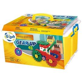 Gigo智高 ~ 小小工程師系列 ~ 魔法箱 神奇的齒輪 ^#7333P 贈Gigo瓢蟲