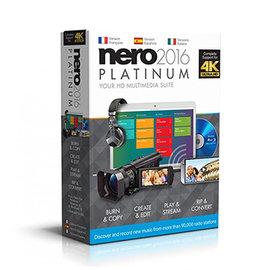 ~意念 館~Nero 2016 Platinum 4K超高畫質多媒體白金版 買就送 E~B