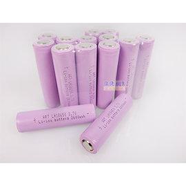 ^(粉色包裝^)18650鋰電池18650充電電池 超大容量2600mAh 有保護板 佳倢