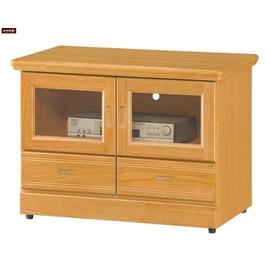 ~台北家福~^(FY141~6931^)赤陽木3尺長櫃 電視櫃傢具