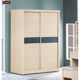 ~台北家福~^(FY20~57^)夏慕浮雕梧桐木5^~7尺衣櫥 衣櫃傢具