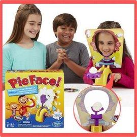 聖誕節禮物 Pie Face 奶油打臉 砸派機 親子玩具遊戲 惡搞遊戲【HH婦幼館】