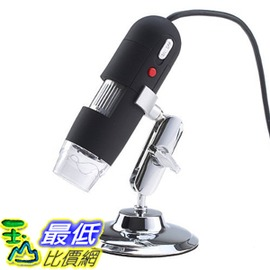 美國直購  AGPtek USB 200X Digital Microscope end