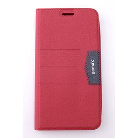 gamax ASUS ZenFone Max(ZC550KL) 側翻式手機保護皮套 Perfect 完美系列 紅 &另有 ZenFone 3 (ZE552KL)/(ZE520KL) 歡迎詢問