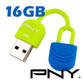 ~PNY 必恩威~ USB2.0 抗震橡膠動感泡泡碟16GB